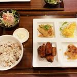中国菜房 くどう - 点心ランチ1,200円税込