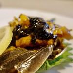 143354860 - 上海蟹コース:陽澄湖産上海蟹の紹興酒漬け