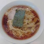 あさひ軒 - 2012/08/15 ラーメン 大盛