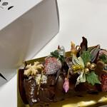 焼き菓子 アンテナ - ドキドキp(*゚v゚`*)qワクワク  崩れないように 箱から 出します