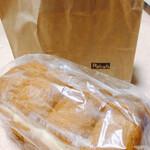 パン工房るばーと - 料理写真: