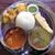 ヒマラヤダイニング&バー - 料理写真:ネパーリセット(=ダルバート:ネパール定食)