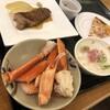 森のテーブル - 料理写真:蟹&オーストラリア産ステーキ
