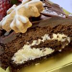 焼き菓子 アンテナ - しっとり としていながらも ふっくら な スポンジケーキ ╰(*´︶`*)╯♡
