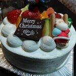 フランス菓子 アン・ファミーユ - 料理写真:白生クリーム5号。