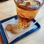 マイソールカフェ - 紅茶は普通な感じ♪