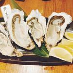 牡蠣海鮮料理 かき家 こだはる -