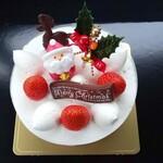 あかしや洋菓子店 - クリスマスケーキ