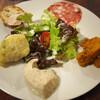 ルーナプレヌ - 料理写真:Bランチの5種オードブル盛り合せ