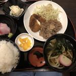 Tamoya - 牛焼肉とメンチカツ