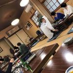 コロムビア - あっちはスナックでコッチは旅館の宴会場、と五郎。