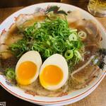 Honke daiitiasahi - ・チャーシュー麺