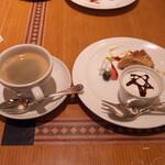 ペッシェドーロ - コーヒーとデザート