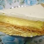 サロン・ドゥ・テ・アマンディエ - 料理写真:チーズケーキ