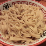 らーめん バリ男 - つけ麺の麺