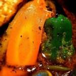 ピカンティ - 野菜たち。