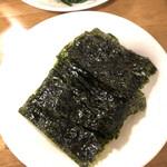 焼肉 冷麺 てっちゃん -