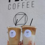 フラップコーヒー - ドリンク写真: