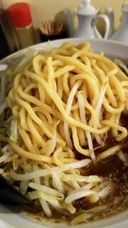 中華食堂 きずな  - 麺