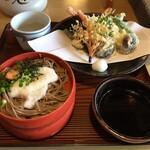八雲 - 二色天ぷら割子