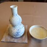 千松しま - 浦霞 禅 純米吟醸 (宮城):1300円