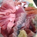 魚仁 - これで2,000円は凄い。