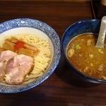 中華蕎麦 翠蓮 - カレーつけめん 1