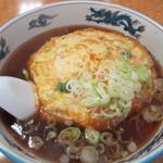 蓬莱軒 - 天津麺
