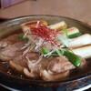 増田屋 - 料理写真:鴨ねぎ焼きアップ