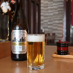 増田屋 - アサヒスーパードライ中瓶