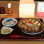 増田屋 - 鴨ねぎ焼き