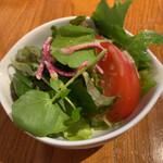 ステッラ - 前菜のサラダ