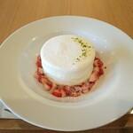フォーク フォーク コーヒー - イチゴショートケーキ