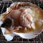 タシマキッチン - ホタテバター