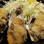 日本酒と生牡蠣 赤坂ソネマリ - 自家製カキフライ定食