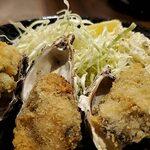 日本酒と生牡蠣 赤坂ソネマリ - 自家製カキフライ定食の
