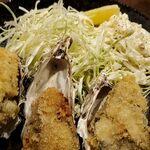 日本酒と生牡蠣 赤坂ソネマリ - 自家製って何でしょうかね?