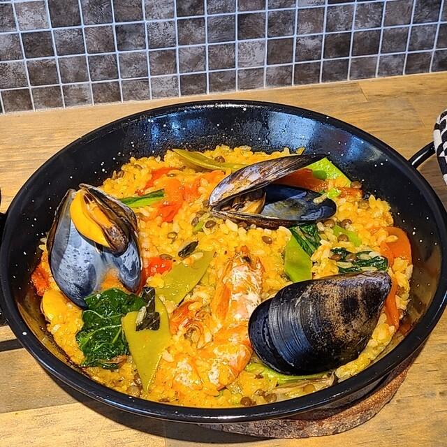 スペイン料理の店 Amuntの料理の写真