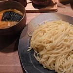 14343426 - 辛味つけ麺・中盛り 味玉トッピング