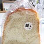 フードスケープ - 熟成湯種食パン