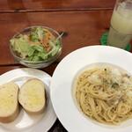 cafe dining e - パスタランチ