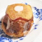 フードスケープ - まろやか蜂蜜リンゴのブリオッシュ