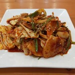 韓国家庭料理 オウリム -
