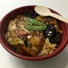 生駒軒 - 料理写真:テイクアウト中華丼500円