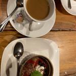 AWkitchen GARDEN - コーヒー デザート