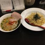 壱 - 料理写真:醤油ラーメン(つけ麺)