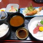 14345035 - まるかわ定食
