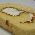 えくぼや - ロールケーキ