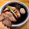 中華そば いしかわや - 料理写真:煮干ブラック