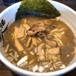 麺屋 茅根 - らーめん 680円